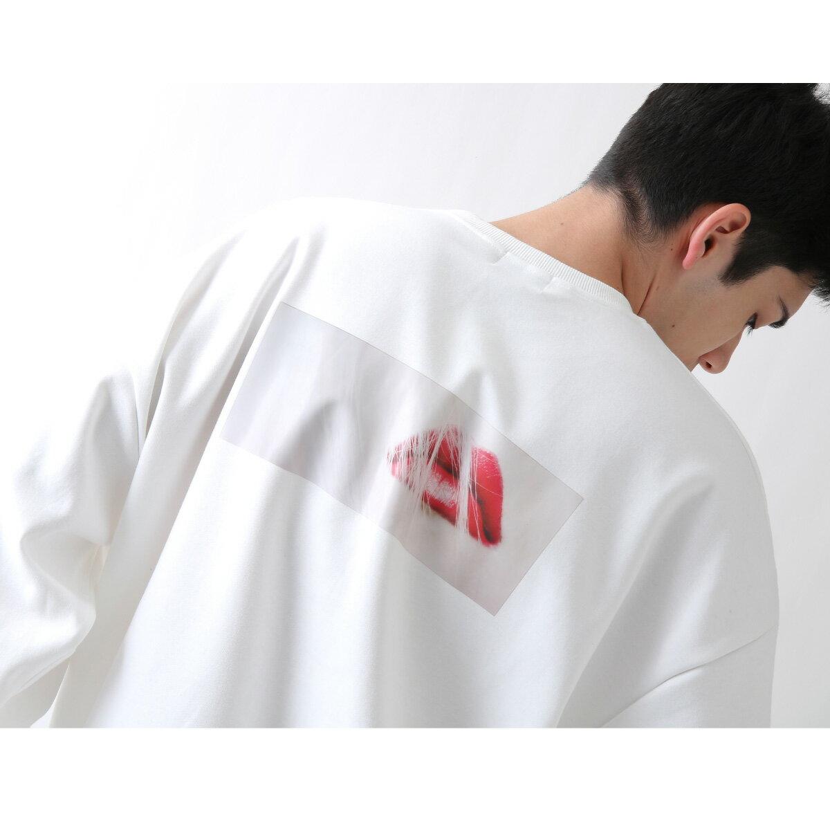 寬版運動衫 照片印刷設計 7