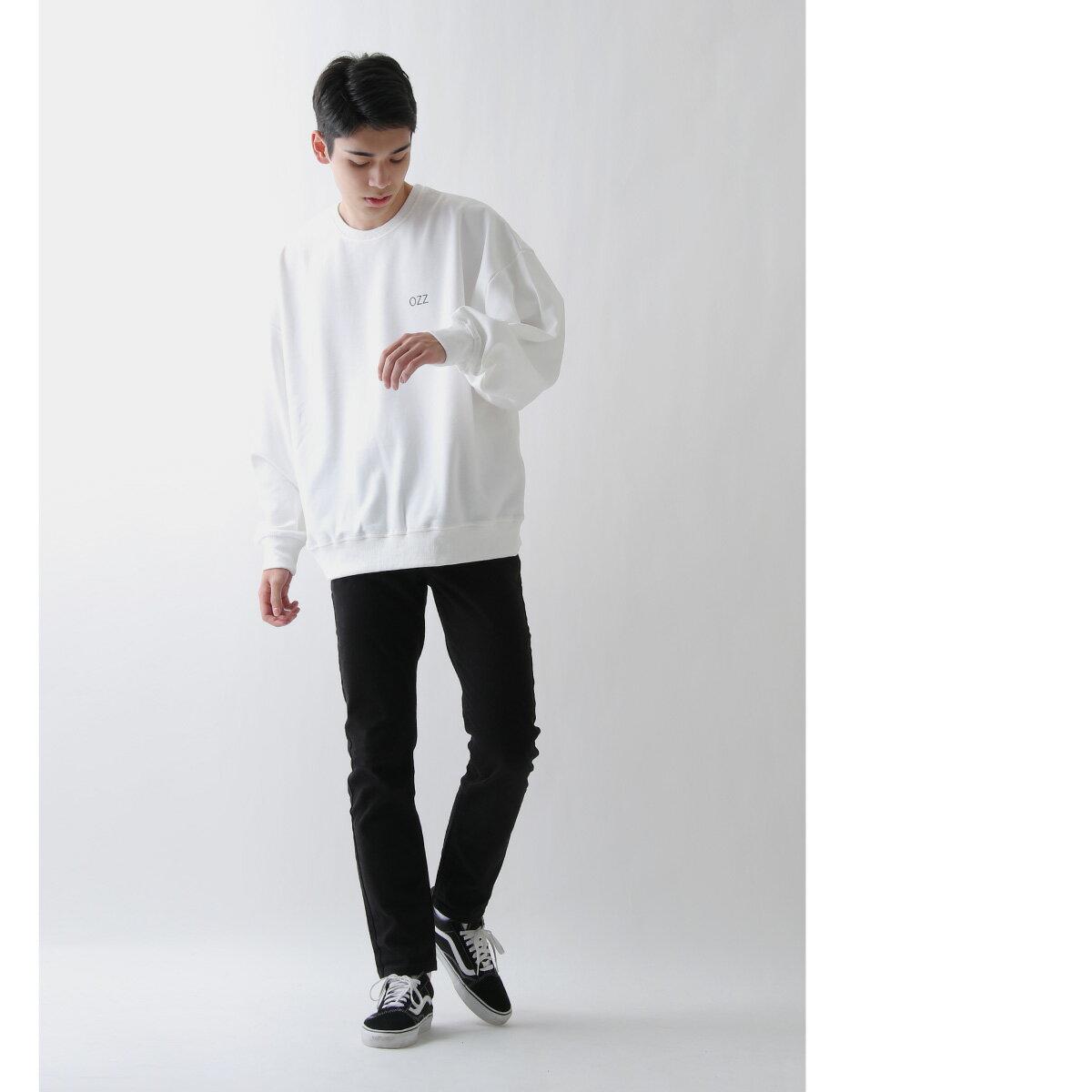 寬版運動衫 照片印刷設計 6