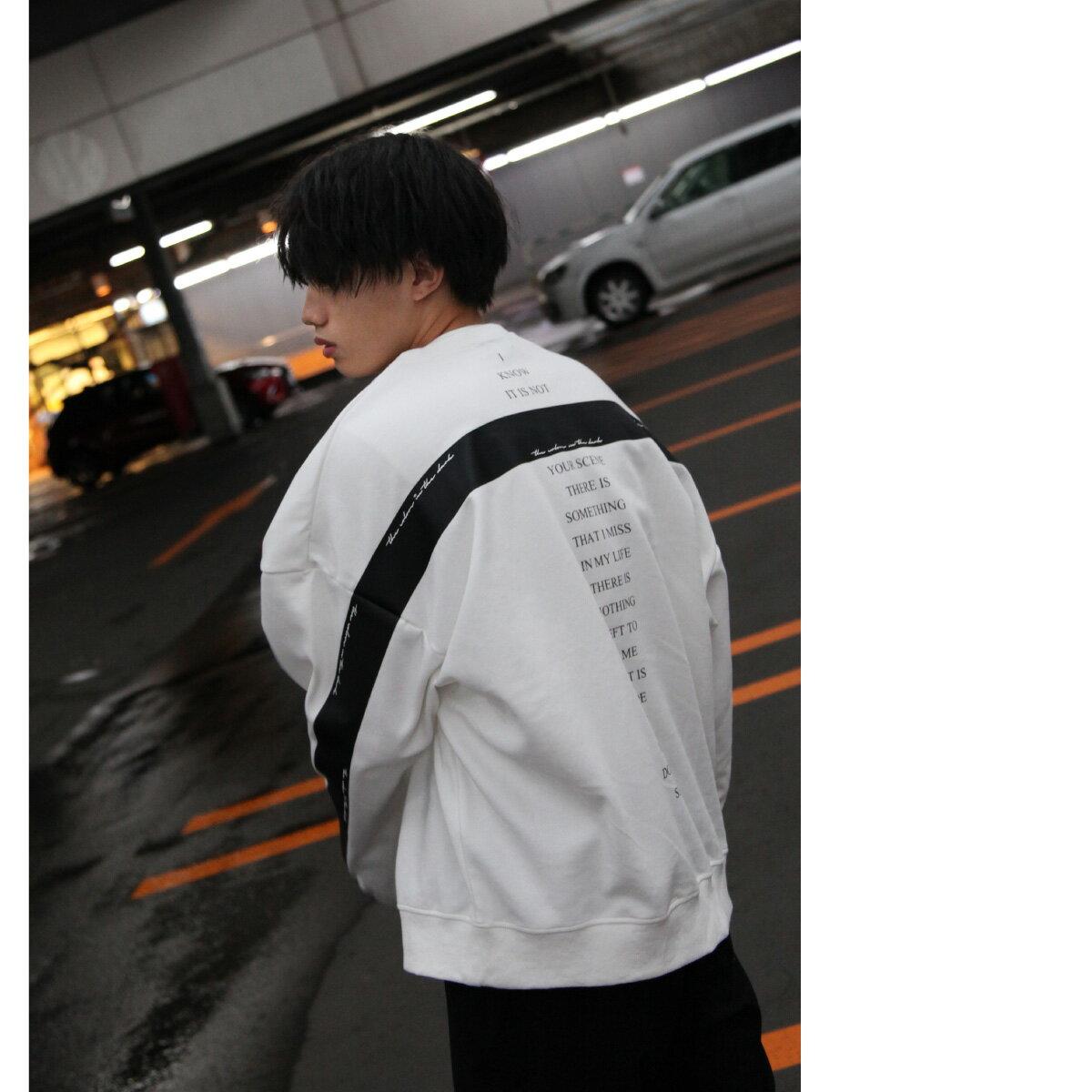 寬版運動衫 LOGO設計 7