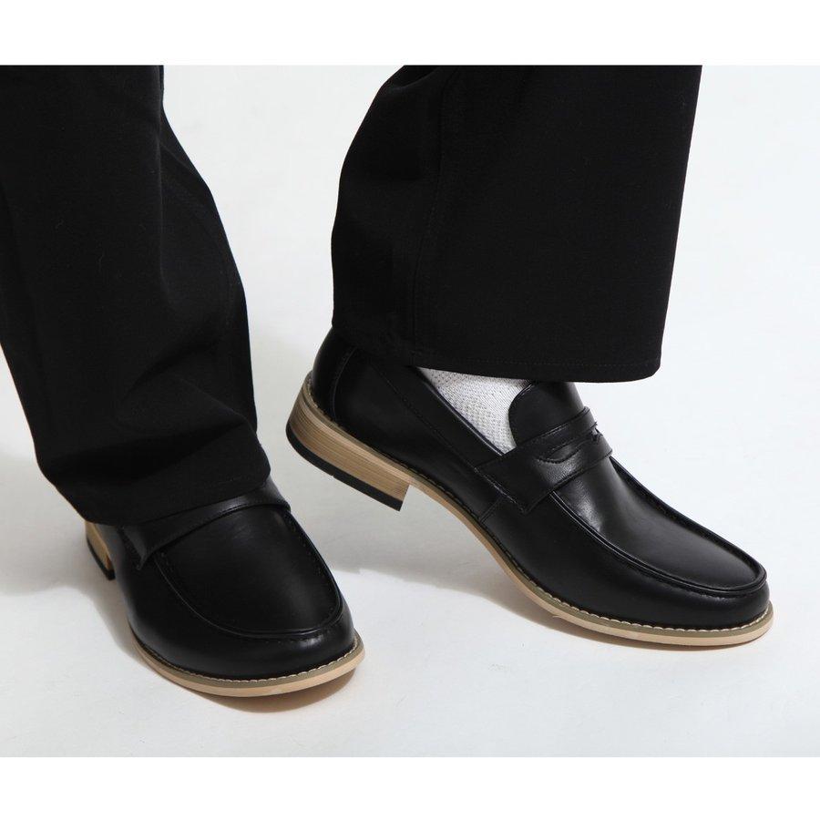 素色皮鞋 樂福鞋 5