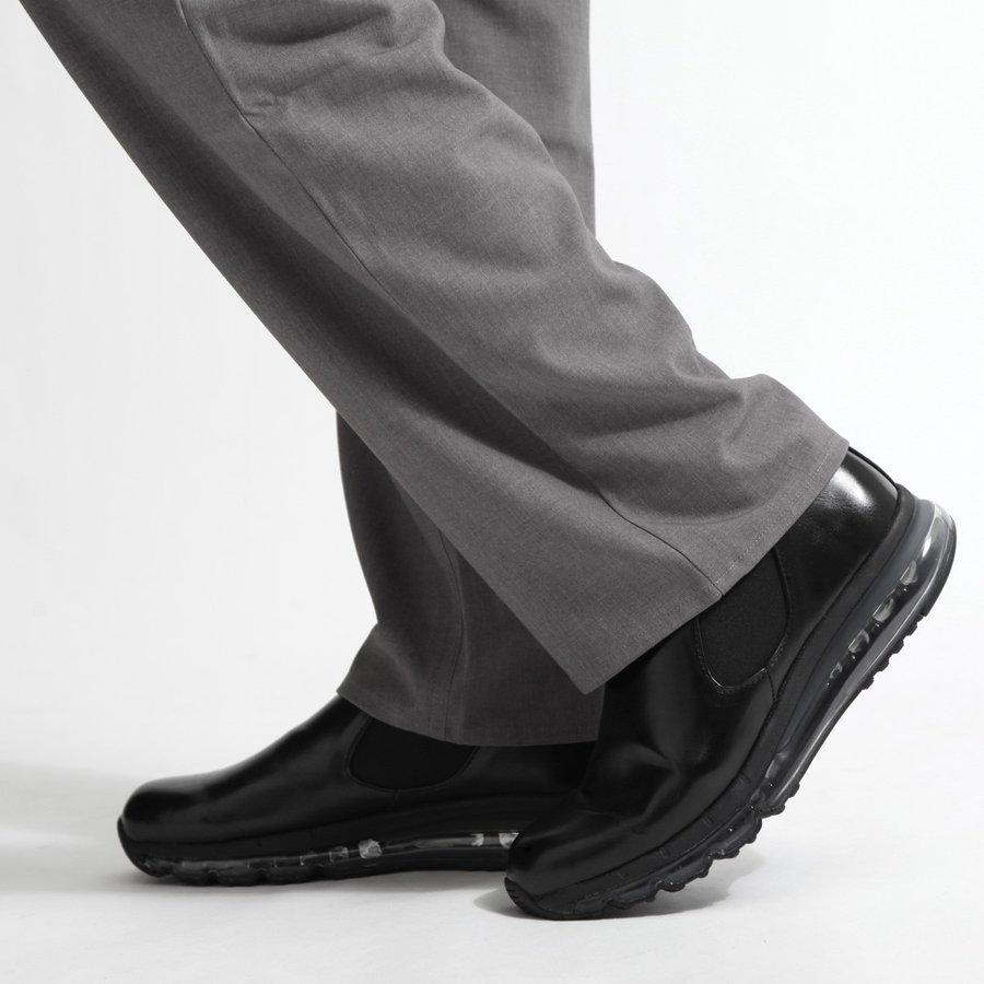 氣墊皮鞋 休閒鞋 7
