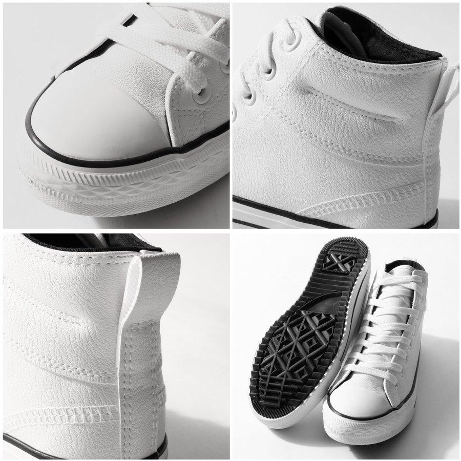 高筒休閒鞋 厚底 3