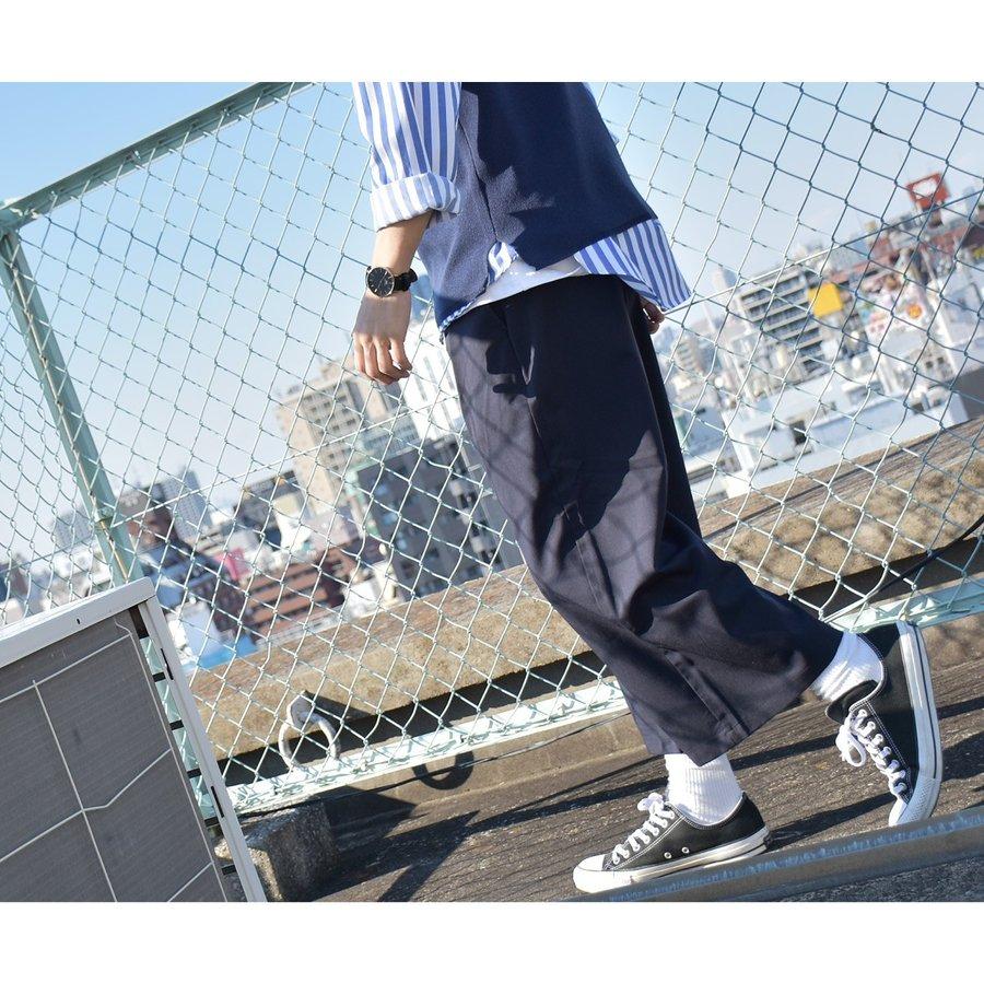 Gaucho寬褲 吊帶褲 6