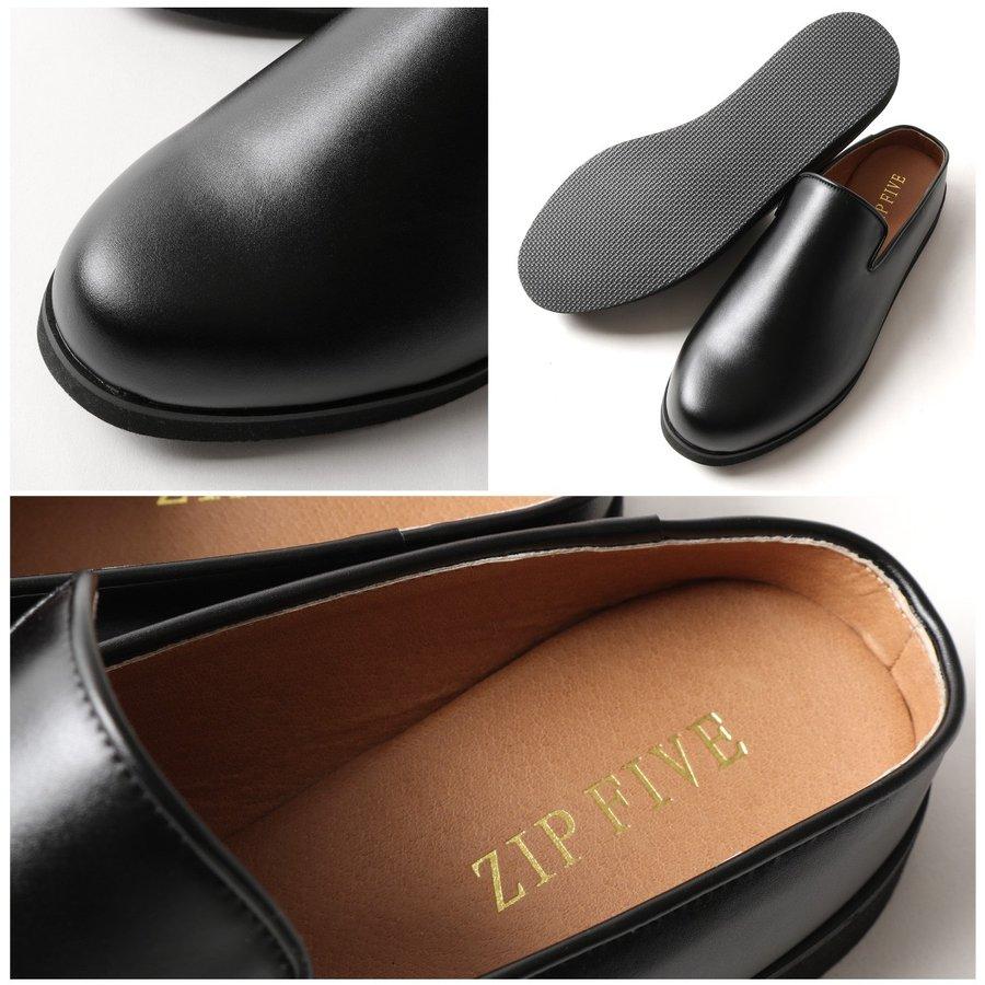 皮革紳士鞋 懶人 4