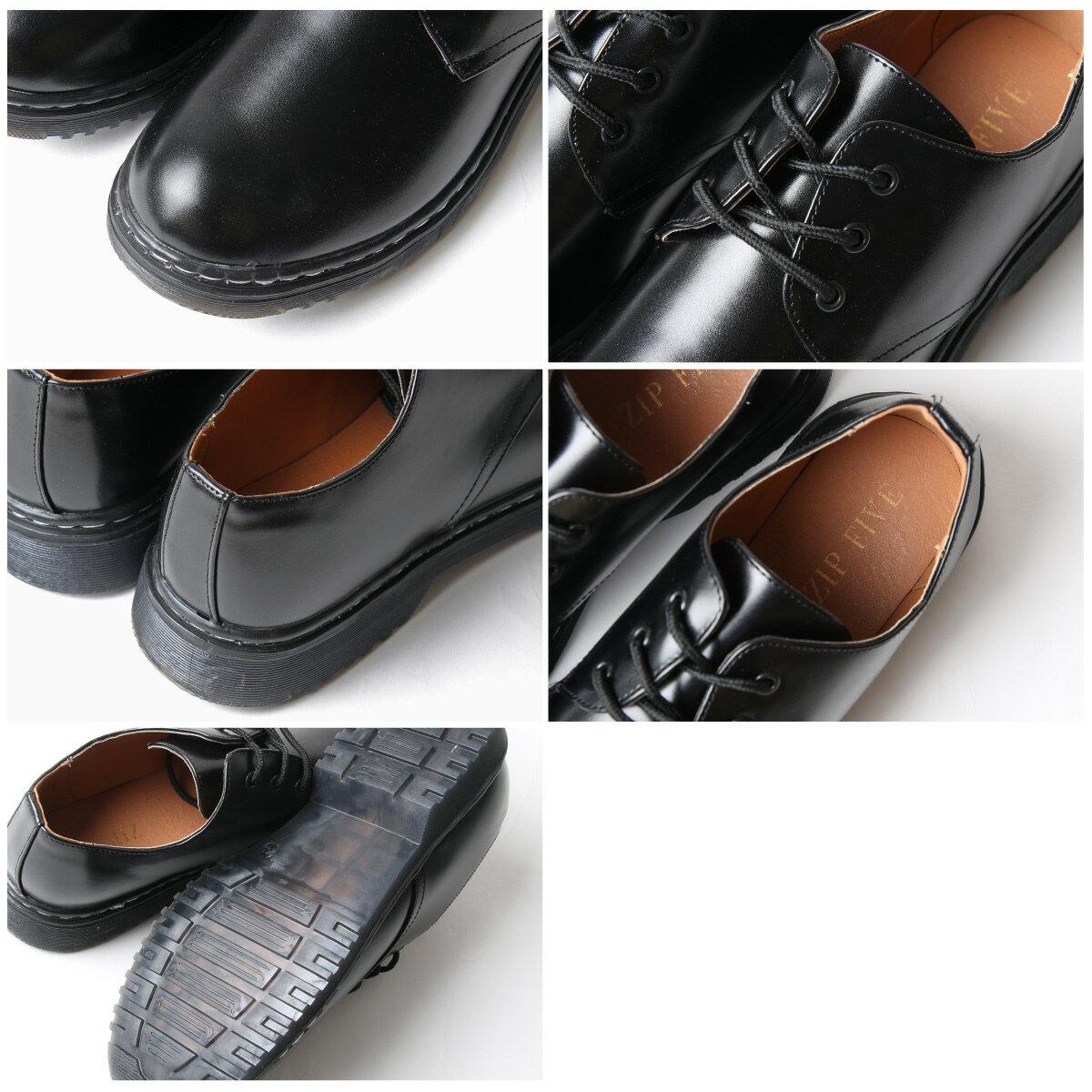 皮革馬汀鞋 4