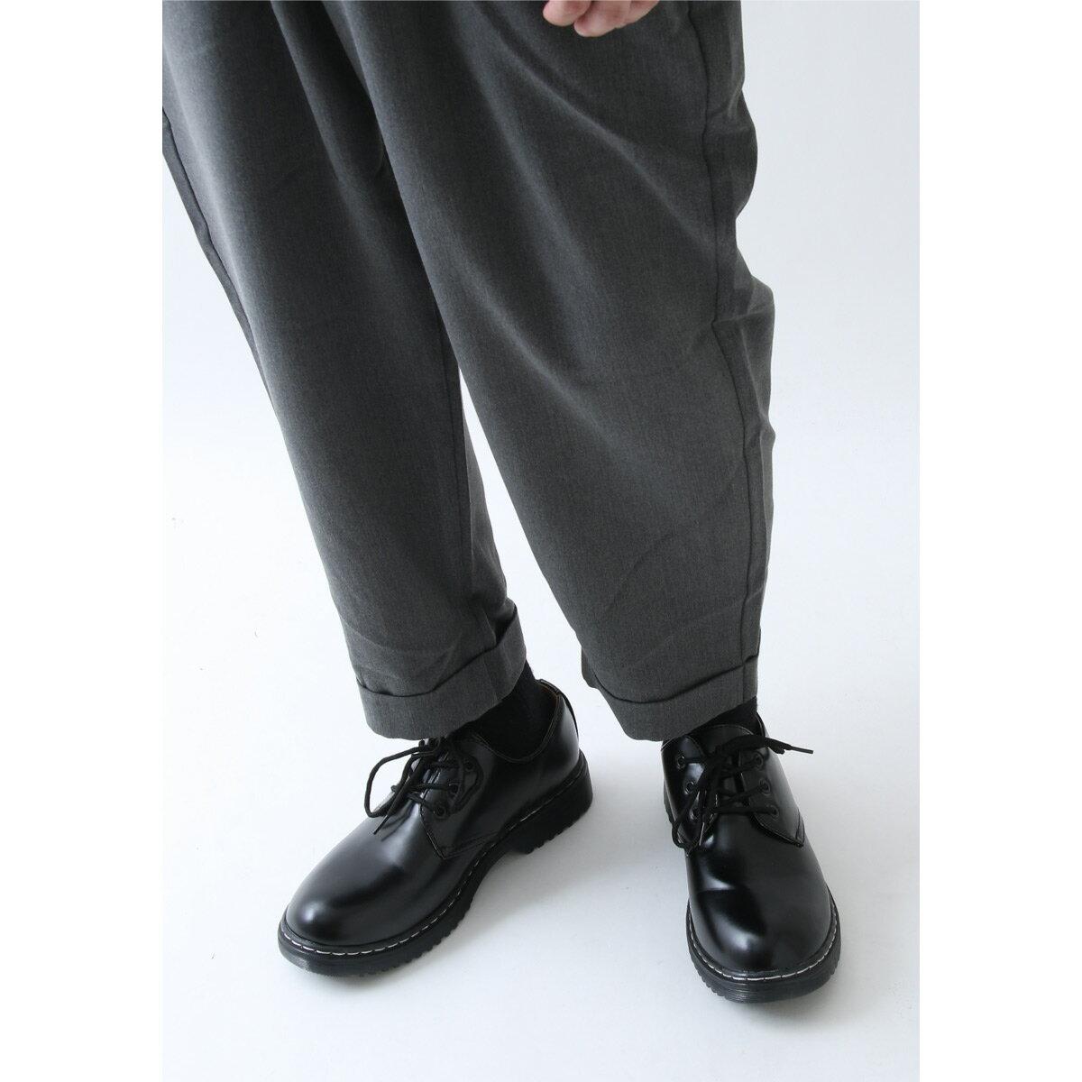 皮革馬汀鞋 7