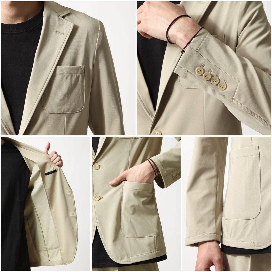 西裝外套 九分褲 兩件組 4