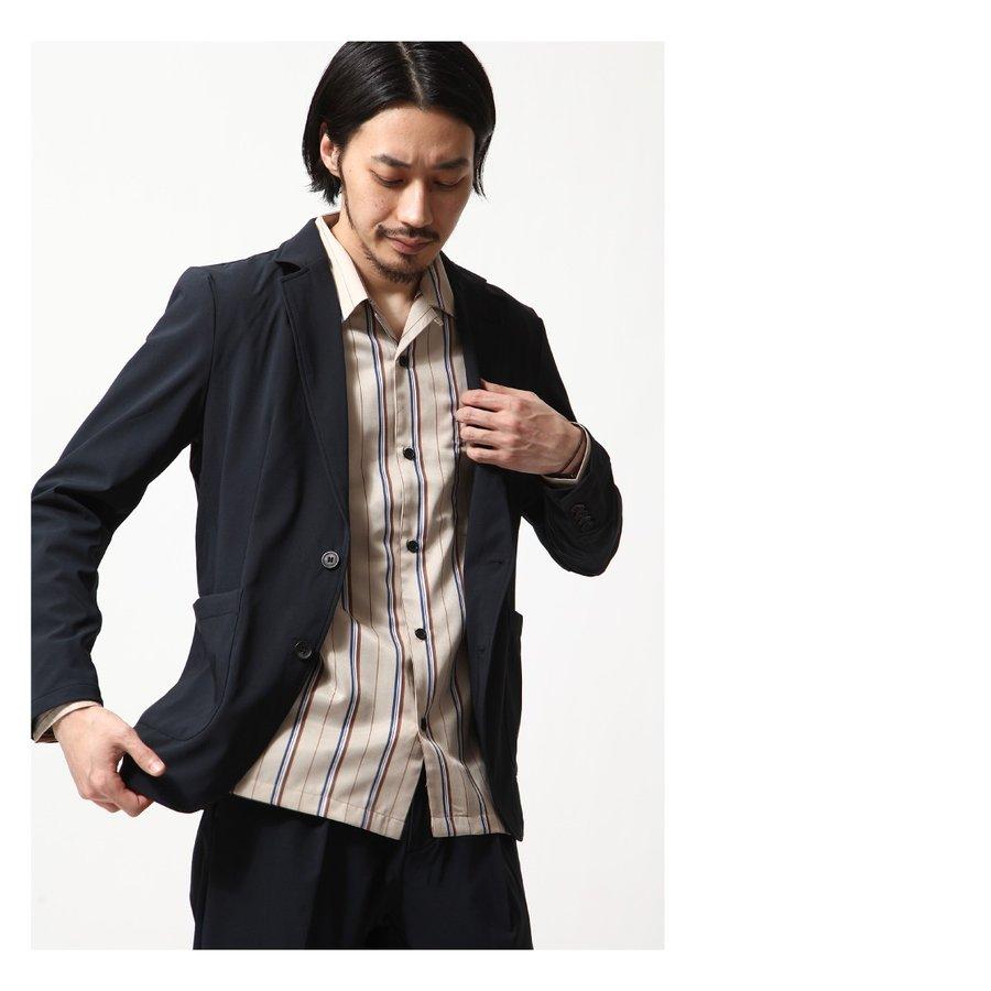 西裝外套 九分褲 兩件組 1
