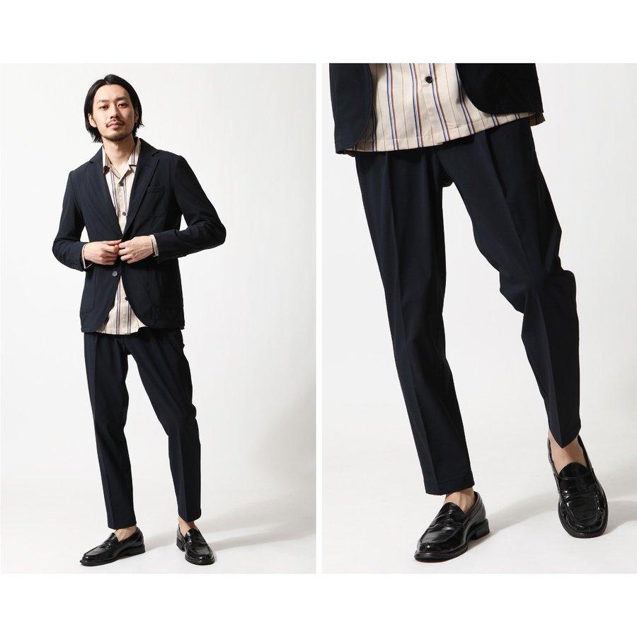 西裝外套 九分褲 兩件組 7