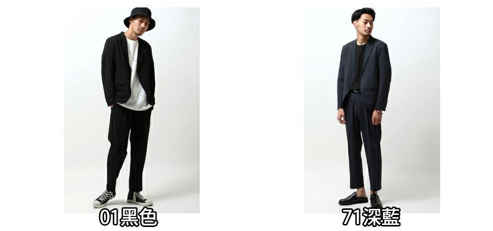 西裝外套 錐形褲 兩件組 2