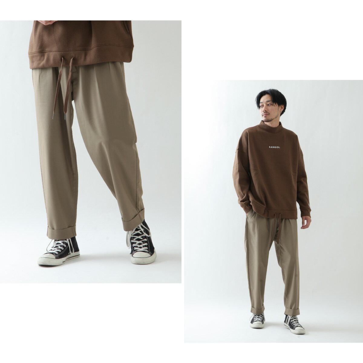 寬版錐形褲 KANGOL聯名款 6