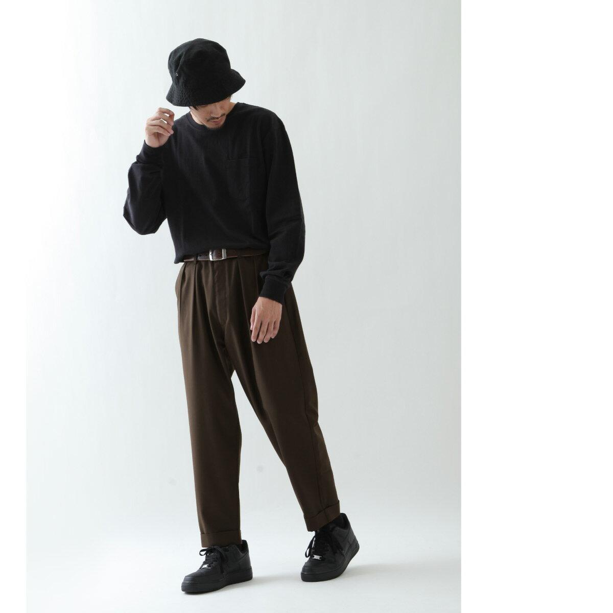 寬版錐形褲 KANGOL聯名款 8