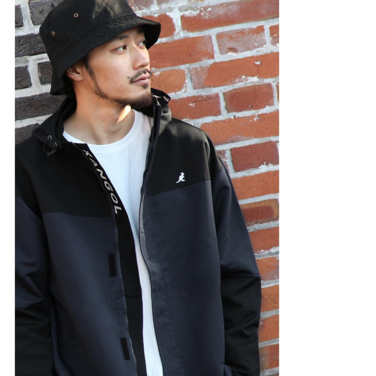 連帽登山外套  KANGOL MF這樣變型男特別曝光款 7