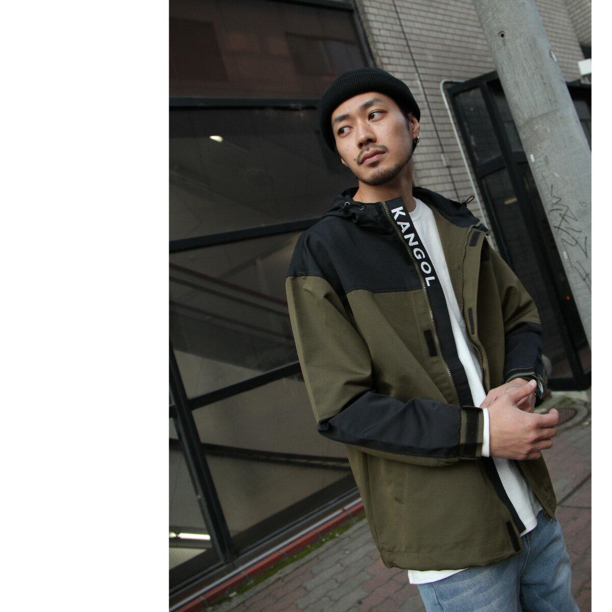 連帽登山外套  KANGOL MF這樣變型男特別曝光款 8