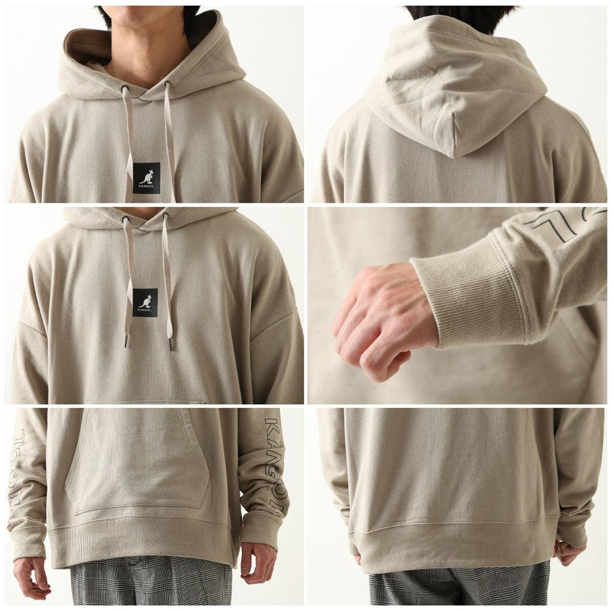【New】KANGOL LOGO設計連帽衫 【L-XL】 7