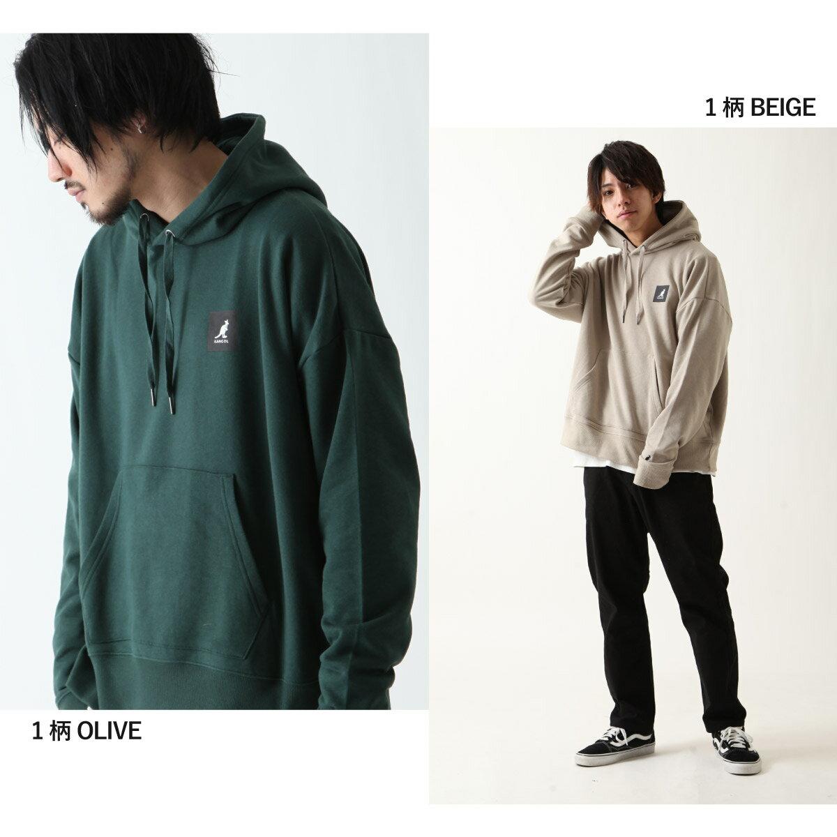 【New】KANGOL LOGO設計連帽衫 【L-XL】 1