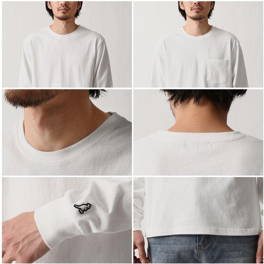 【現貨】KANGOL 長袖T恤 聯名款 6