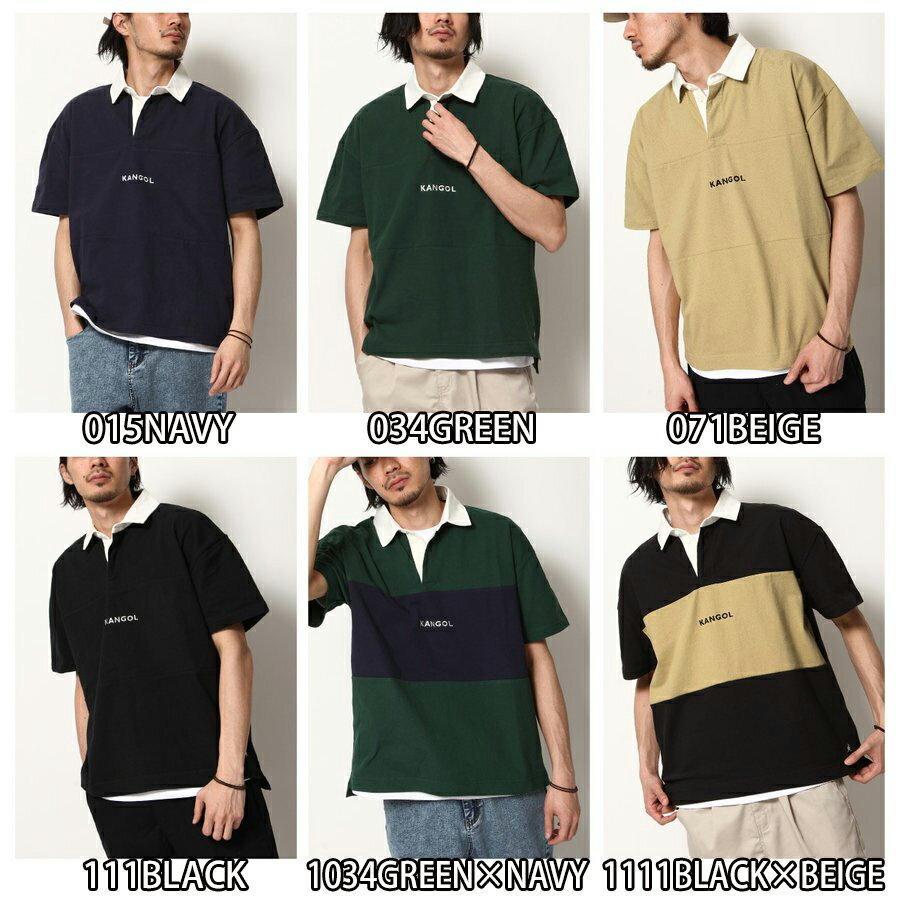 短袖橄欖球衫 POLO衫 2
