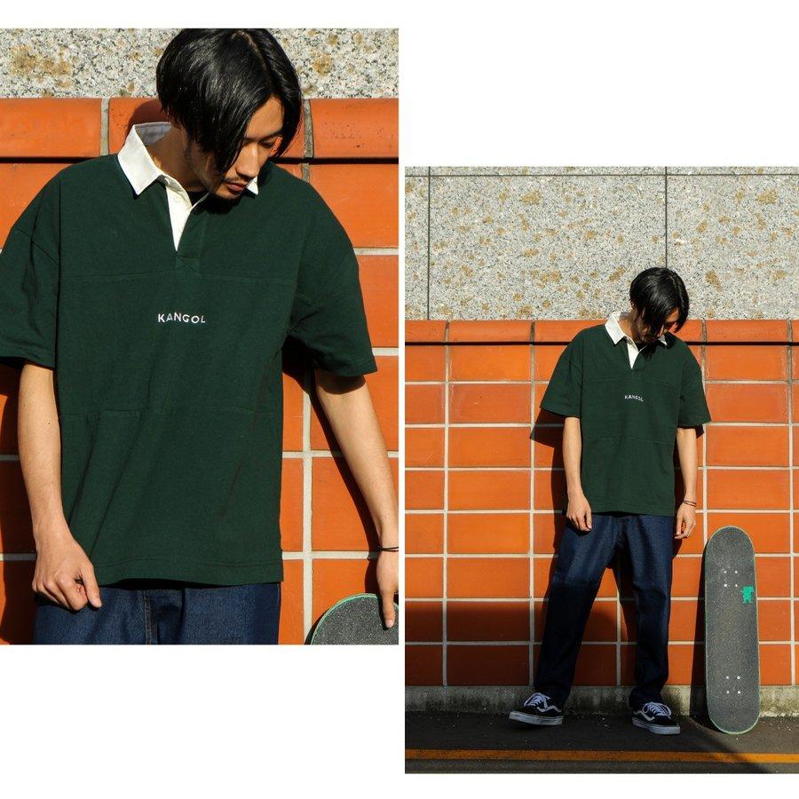 短袖橄欖球衫 POLO衫 5