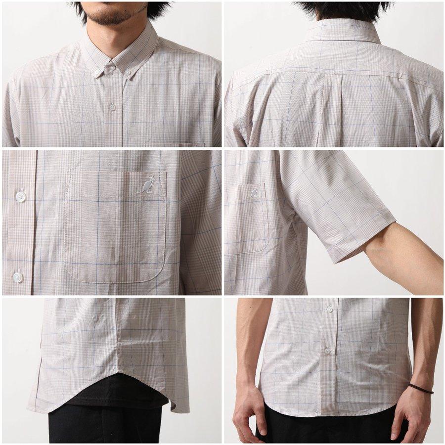 短袖釦領襯衫 KANGOL聯名款 5