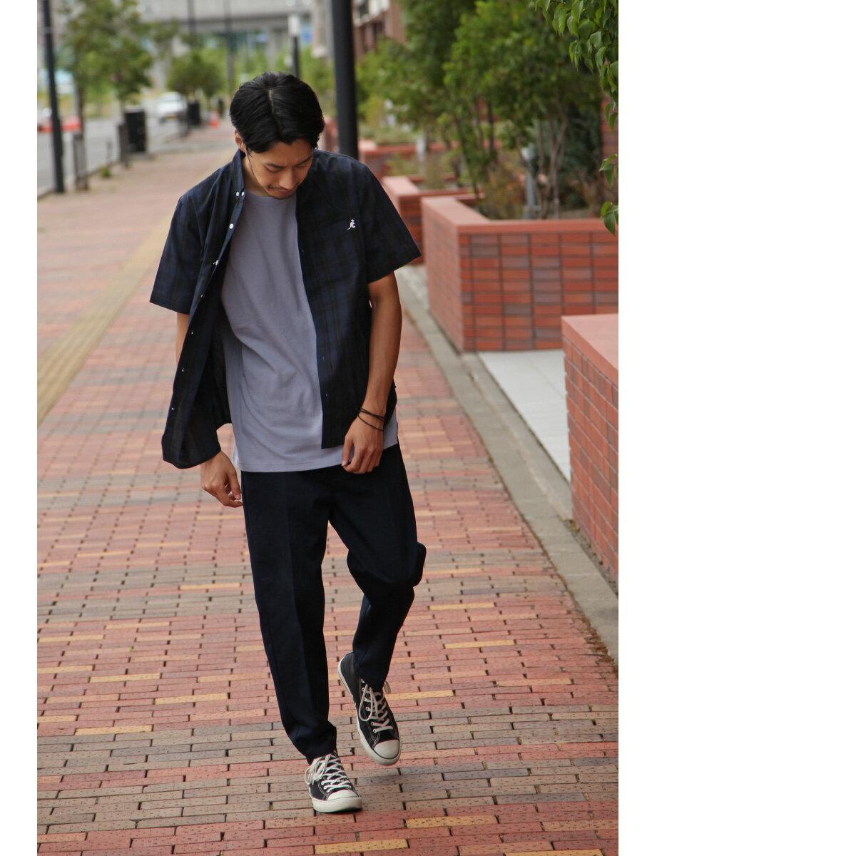 短袖釦領襯衫 KANGOL聯名款 7
