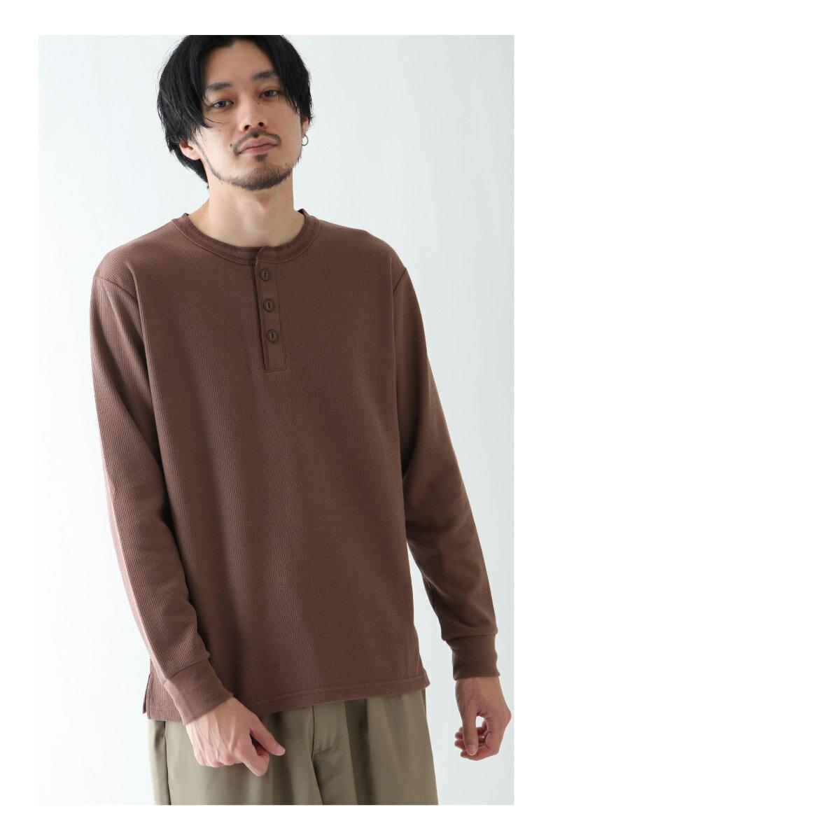 亨利領長袖T恤 7