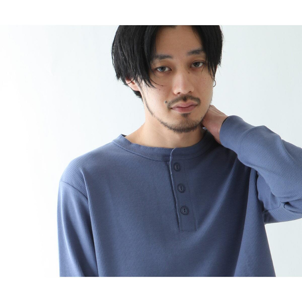 亨利領長袖T恤 8