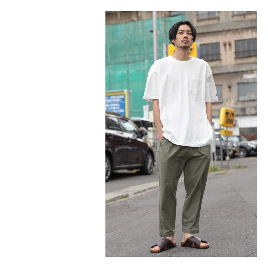 綿麻寬褲 6