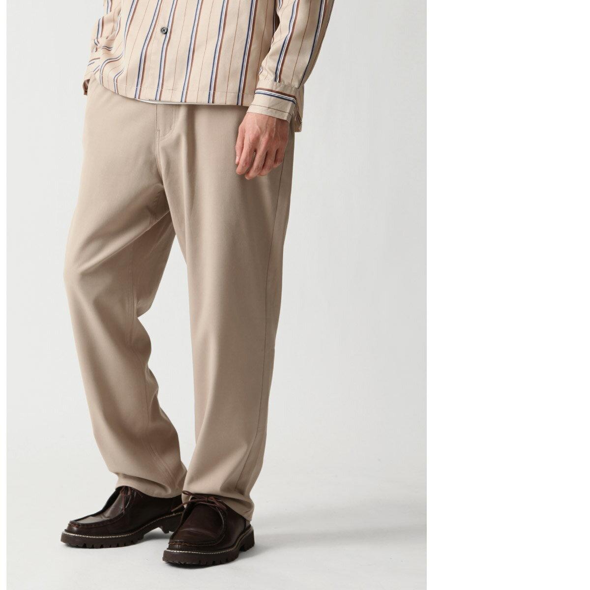 寬版錐形褲 休閒褲 8
