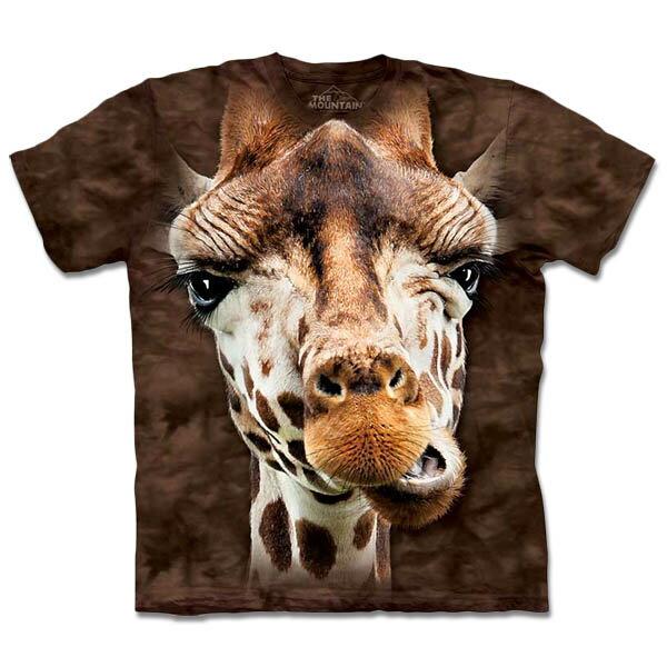 『摩達客』Classic自然純棉系列長頸鹿T恤