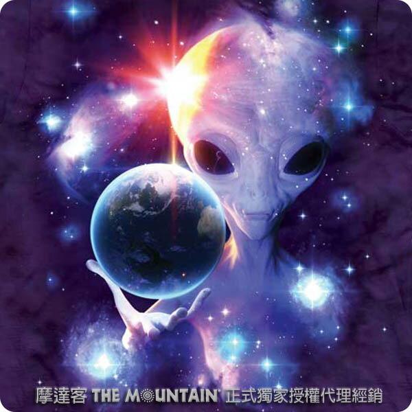 『摩達客』Classic自然純棉系列 ET與地球T恤