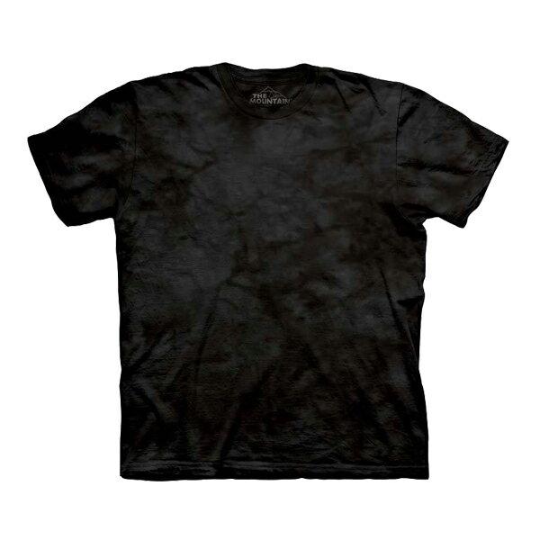 『摩達客』(預購) 美國進口【The Mountain】自然純棉系列 環保藝術染波紋底 設計T恤
