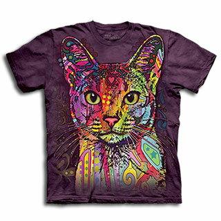 自然純棉系列 彩繪貓