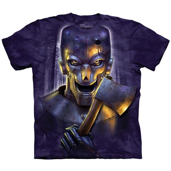 【摩達客】(預購)(大尺碼3XL)美國進口The Mountain 恐怖樵夫 純棉環保短袖T恤