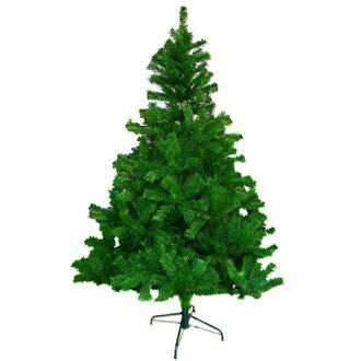 台灣製 10呎/10尺(300cm)豪華版綠色聖誕樹裸樹 (不含飾品)(不含燈)YS-NGT10001