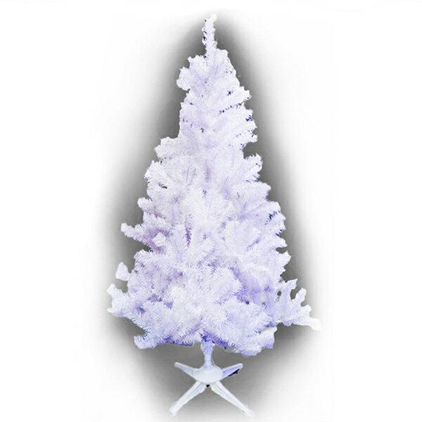 台製豪華型8尺/8呎(240cm)夢幻白色聖誕樹 裸樹(不含飾品不含燈)YS-NWT08001