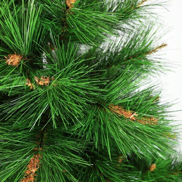 摩達客 台灣製10尺/10呎(300cm)特級綠色松針葉聖誕樹裸樹 (不含飾品)(不含燈)YS-NPT10001