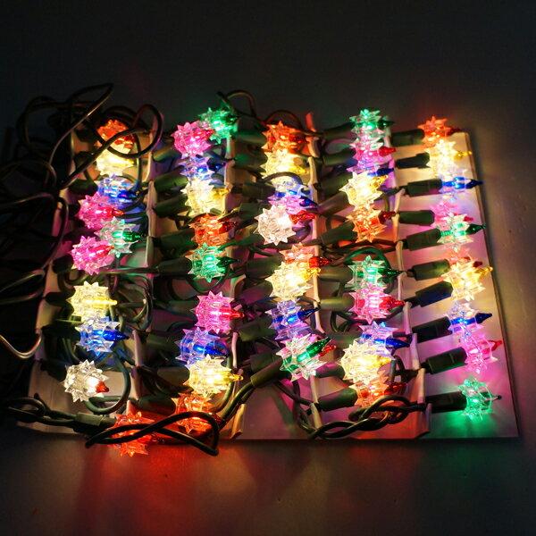 聖誕燈-鑽石燈串 (50燈)(鎢絲燈)(可搭聖誕樹)YS-XDTL050001