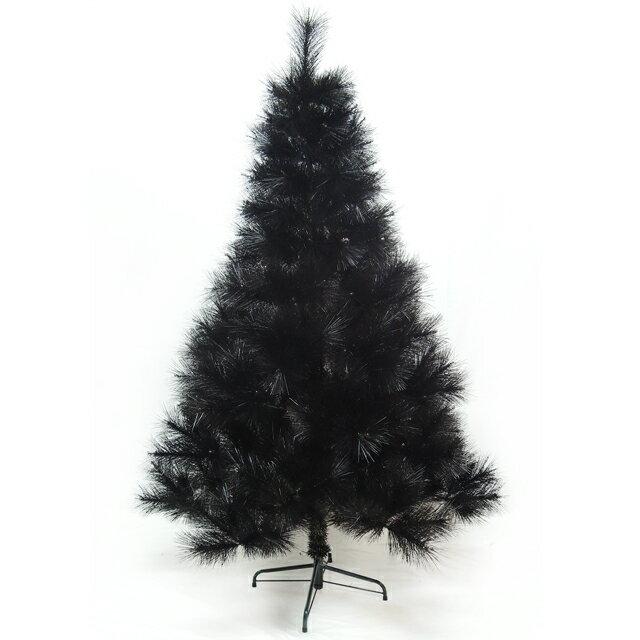 台灣製15尺/15呎(450cm)特級黑色松針葉聖誕樹裸樹 (不含飾品)(不含燈)YS-NBPT15005