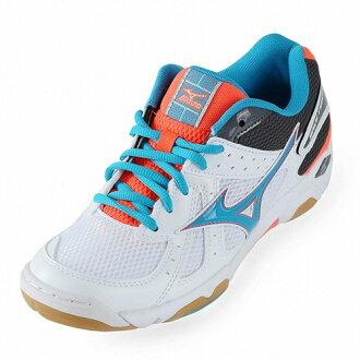 [陽光樂活=]MIZUNO 美津濃 排球鞋 WAVE TWISTER 4 女排球鞋-V1GC157084