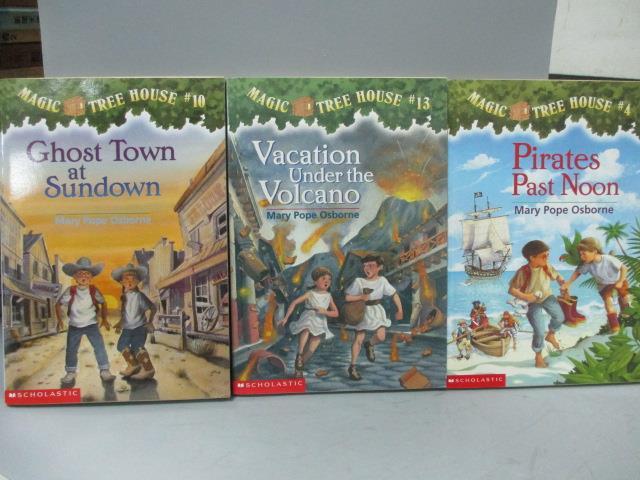 ~書寶 書T9/語言學習_LBB~Chost Town at Sundown_Pirate