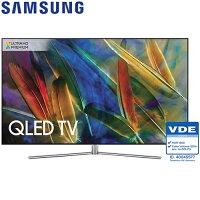 Samsung 三星到Samsung 三星 QA55Q7FAMWXZW 55吋 HDR QLED 平面 量子電視 Q7F系列