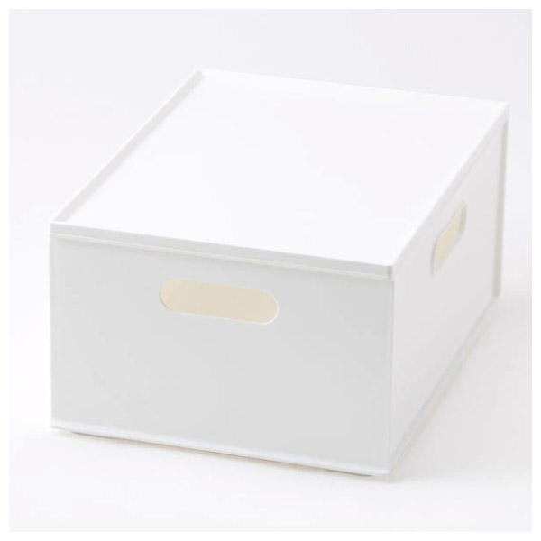 收納盒蓋 窄型用 N INBOX WH NITORI宜得利家居 5