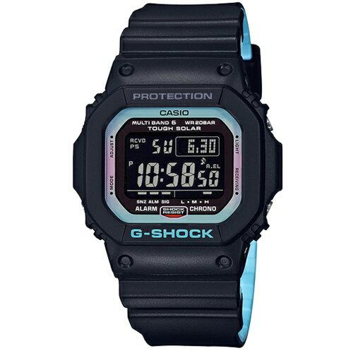 CASIO G-SHOCK/領先潮流太陽能電波運動腕錶/GW-M5610PC-1