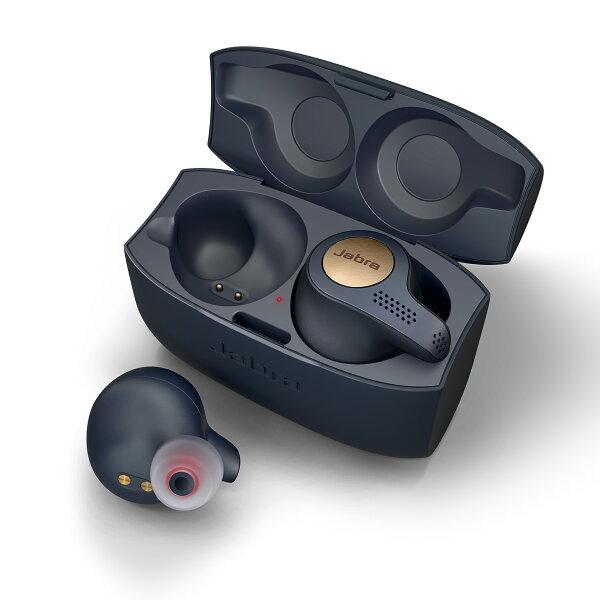 Jabra Elite Active 65t Copper Blue True Wireless Sport Earbuds Manufacturer Refurbished Sold By Jabra Company Store Rakuten Com Shop