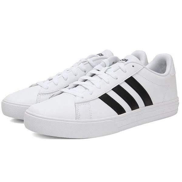【ADIDAS】DAILY 2.0 休閒鞋 白色 NEO 男鞋 DB0160【SS感恩加碼 | 單筆滿1000元結帳輸入序號『SSthanks100』現折100元】