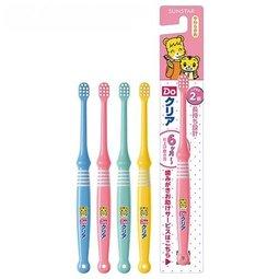 ★米兒俐Mildly★日本 SUNSTAR 巧虎兒童牙刷  3款任選 《不挑色》