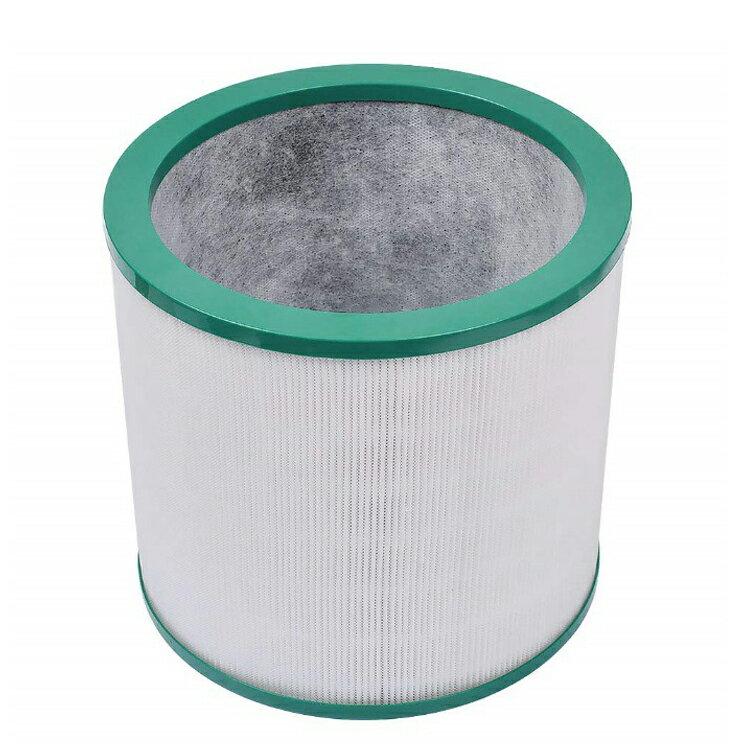 Dyson 戴森 pure cool 二合一涼風空氣清淨機 HEPA高效濾網/過濾器(副廠)for TP03/TP02/TP01/TP00/AM11/BP01 綠色