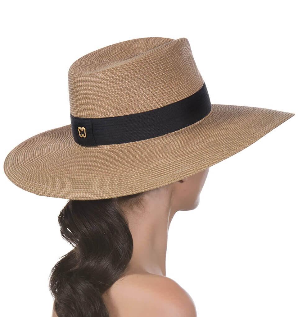 8ba09e6269f73d Eric Javits: Eric Javits Luxury Fashion Designer Women's Headwear ...