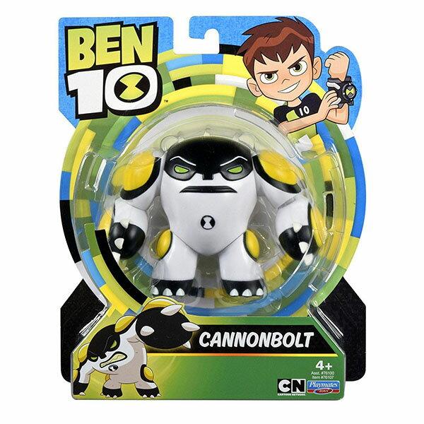 《BEN10》經典五吋公仔-轟天雷